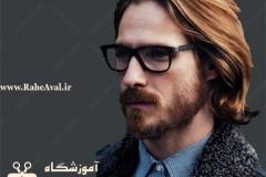 115-مدل موی بند هنری مردانه