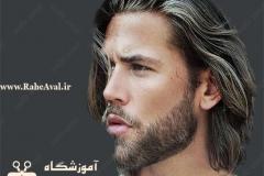 123-مدل مو مدل مو بند و زیبای مردانه
