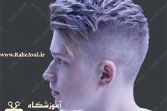 55--مدل موی پسرانه