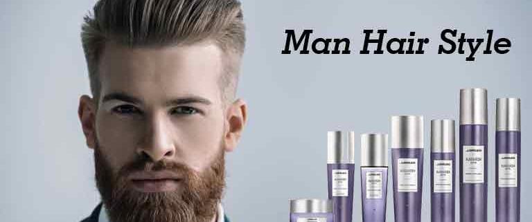 استایل دهی به موی آقایان