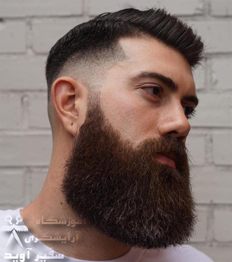 مدل ریش مردانه 2020